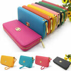 Ladies Women Fashion Clutch Zipper Wallet Long Handbag Purse Clutch coin Wallet