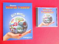 Standard UNIVERSAL TRANSLATOR ~ CD Disk ~ for Windows 95 or 98 + Manual
