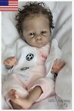 Reborn preemie Doll KIT SCULPT Buttercup by Bonnie Brown - Nicky Creation