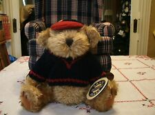 """Pickford Bears/Brass Button Collection """"Tully the Bear of Joy""""Bear"""" w tags"""