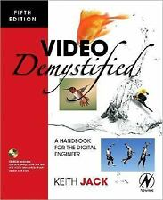 Video Demystified, Fifth Edition: A Handbook for the Digital Engineer (Learning