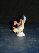 + #a016004_18 Goebel ARCHIVIO pattern XP 34 porcellana miniatura Personaggio Uccello con cappa