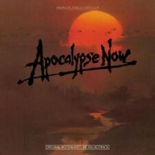 APOCALYPSE NOW SOUNDTRACK CD NEW+