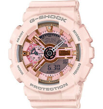"Casio G-Shock Women's ""Small Concept""  Digi-Ana  Pink Watch GMAS110MP-4A1"