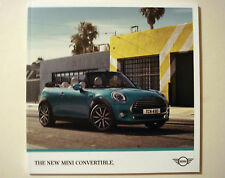 Mini . Convertible . The new Mini Convertible . March 2016 Sales Brochure