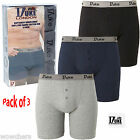 Mens Big and Tall Boxer shorts Kingsize Underwear Multipack Plus Size Boxers