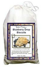 Blueberry Drop Biscuits 14oz cloth gift bag (blueberrys and icing included)