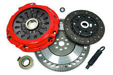 KUPP STAGE 2 CLUTCH KIT+RACE FLYWHEEL for 02-05 SUBARU 5-SPEED IMPREZA WRX EJ205