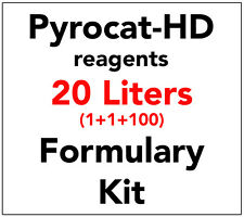 PYROCAT-HD STAINING DEVELOPER - REAGENT KIT FOR 20 LITERS - SVILUPPO NEGATIVO BN