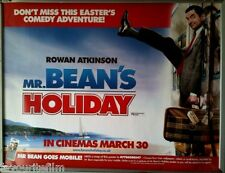 Cinema Poster: MR BEAN'S HOLIDAY 2007 (Mobile Quad) Rowan Atkinson Willem Dafoe