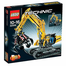 LEGO TECHNIC 42006 2IN1 Excavator / Tracked Tractor | BRAND NEW