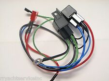 TRIM TILT MOTOR HARNESS RELAYS MERCURY YAMAHA OMC 18-6823 CONVERTS OLD STYLE