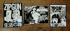 Hersher Park Head Shop Anicer Zipgun Vinyl Sticker Pack Anime Sexy hesh