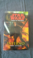 Star Wars: Legacy of the Force 6 - Inferno by Troy Denning (Paperback, 2007)