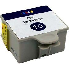 4 Patronen f. Kodak 10C ESP 7 3250 5210 5250 7250 9250 Easyshare 5100 5300 5500