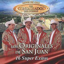 16 Super Exitos, Los Originales De San Juan,