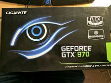 Gigabyte 4 GB Nvidia GTX970 WindForce Graphics Card