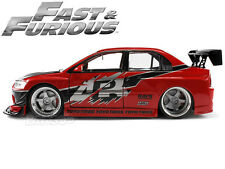 """Fast and Furious"" Sean's Mitsubishi Lancer EVO VIII 1:18 Scale Diecast Model"