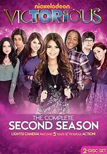 VICTORIOUS: THE COMPLETE SECOND SEASON - DVD - Region 1 - Sealed