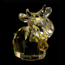 Cow Mo Austrian crystal figurine ornament RRP$229