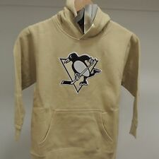 NHL Pittsburgh Penguins Hooded Sweatshirt  New Youth MEDIUM (10/12)