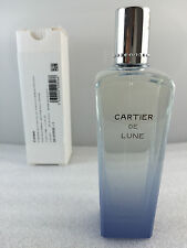 Cartier De Lune by Cartier Woman's EDT Spray 4.2 oz/125mL *NEW IN TESTER BOX*