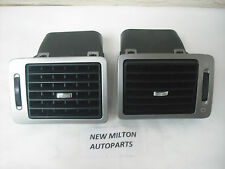 PEUGEOT 307 HDi  HEATER AIR BLOWER LEFT AND RIGHT DASH VENT GRILLES 2001-05