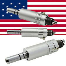 NSK Style 4 Holes Classsic Dental Slow Low Speed Handpiece E-type Air Motor *USA
