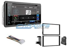 "6.2"" SOUNDSTREAM CAR STEREO RADIO W BLUETOOTH & INSTALLATION KIT FOR HONDA PILOT"