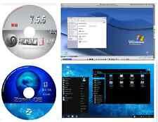 Zorin 9.1 core lts & robolinux 7.5.5 systèmes d'exploitation Linux 64 bits 2 DVD