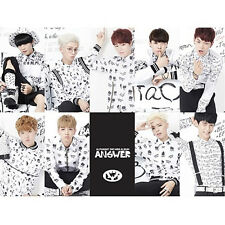 K-pop ALPHABAT - Answer (2nd Mini Album) (ALPHA02MN)