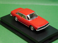 LANCIA 2000 Coupe HF 1971 ROSSO RED STARLINE MODELS 1:43 Oldtimer OVP modello di auto