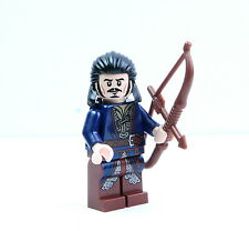 LEGO 79017 The Hobbit Battle of Five Armies Bard the Bowman Minifigure with Bow