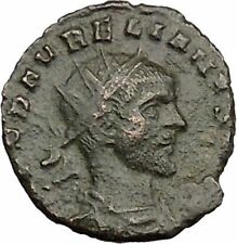 AURELIAN 270AD Ancient  Roman Coin Harmony Cult Concordia with standards  i39465