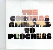 (DI921) The Coronas, Addicted to Progress - 2012 DJ CD