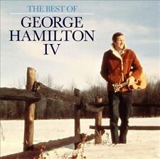 Best of George Hamilton IV [Sony] by George Hamilton IV (CD, Oct-2006, Sony BMG)
