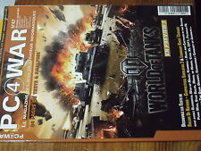 4?µ µ? Revue PC4WAR n°47 World of Tanks Amnesia Patrician IV Medal of Honor