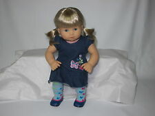 American Girl Bitty Twins - light skin, blond hair girl NEW baby ONE doll