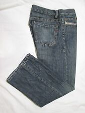 ~~ ~    DIESEL  ~ Mens  RIVEC  Straight Leg Blue Jeans ~ Sz 33 x 30 ~ EXCELLENT