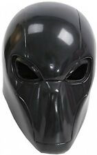 Black Head Hood Mask Cosplay Helmet Halloween Cosplay Masks Carnival Costume