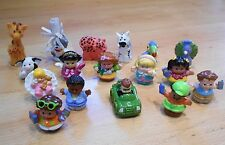 Fisher Price large job lot bundle Little People Animals & Figures  joblot