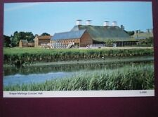 POSTCARD SUFFOLK SNAPE MALTING CONCERT HALL