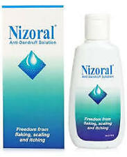 NIZORAL ANTI-DANDDRUFF SOLUTION 50ML