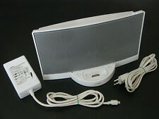 Bose SoundDock digital music system white 67