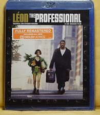 Léon the Professional (Blu-ray/Digital,Mastered in 4K 2015)Brand New