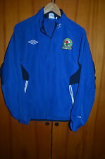 BLACKBURN ROVERS ENGLAND TRAINING JACKET JERSEY TRACKSUIT UMBRO