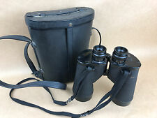 Bausch & Lomb Mark 28 Mod O US Navy BU Ships Military 1943 Binoculars-Very Clean