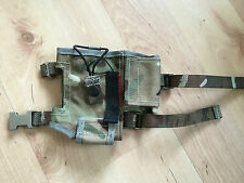 BUY ONE GET NINE FREE NEW: British army issue MTP MOLLE PRR  Bowman Radio Pouch