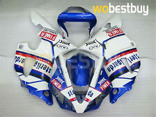 Blue Injection Mold Plastic Body Kit Fairing Fit for YAMAHA 2000 2001 YZF-R1 g01