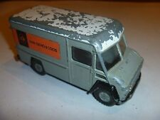 VINTAGE LION TOYS CAR COMMER VAN GEND & LOOS WALK THROUGH VAN